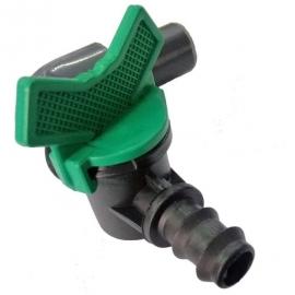 Распределитель воздуха пластиковый AquaKing на 2 крана, 16 мм