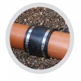 гибкая муфта pipeconx  110 х 110 mm Pipeconx (США) гибкие резиновые соединения