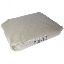 Кварцевый песок (0.8 - 1.2 мм), 25 кг