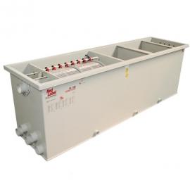 Комбинированный барабанный фильтр для пруда (УЗВ) Aquaking  Red Label Combi Drum filter 75/100