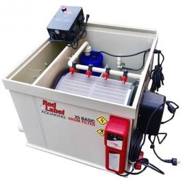 Барабанный фильтр для пруда (УЗВ) AquaKing Red Label Drum Filter 25 Basic Model 2