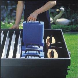 cменная губка для фильтров oase biosmart 5000/7000/8000/14000/16000, голубая Oase (Германия) сменные фильтрационные вкладыши