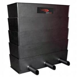 Орошаемый биологический фильтр для пруда (УЗВ) Sansai Trickle Big Tower Pipes 110 mm