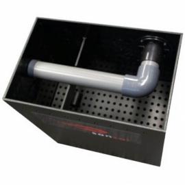 орошаемый биологический фильтр для пруда (узв) sansai trickle big tower pipes 110 mm Sansai (Нидерланды) барабанные фильтры