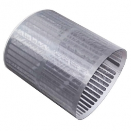 Змінна фільтруюча панель Standart 712x398x5 мм для барабанного фільтра