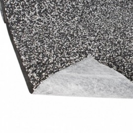 пленка имитирующая камень oase, ширина 0,4м (серый гранит) Oase (Германия) пленка с гравием