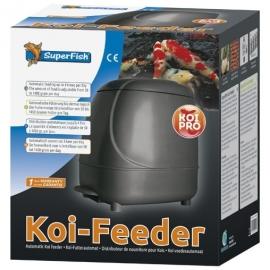 Кормушка для рыб автоматическая SuperFish Koi-Feeder