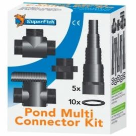 Комплект для подключения Superfish Pond Multi Connector Kit