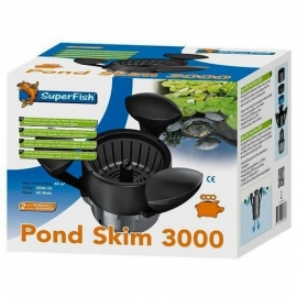 Скиммер для пруда SuperFish Pond Skim 3000