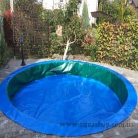Зимнее накрытие для бассейна