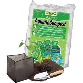 Ґрунт для всіх видів ставкових рослин TetraPond Aquatic Compost - 8л