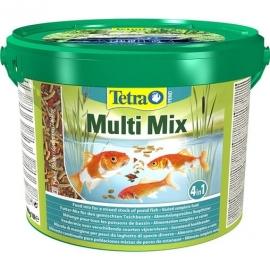 Корм для рыб Tetra POND Multi Mix 10 л