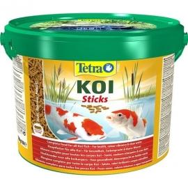 Корм для рыб TetraPond KoiSticks - 10л/1,5кг