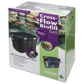 Комплект фильтрации для пруда Velda Cross-Flow Biofill Set