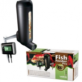 Кормушка для рыб автоматическая Velda Fish Feeder Pro