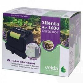 Аэратор для пруда Velda Silenta Pro 3600