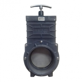 Задвижка для труб Xclear, 110 мм