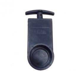 Задвижка для труб Xclear, 50 мм