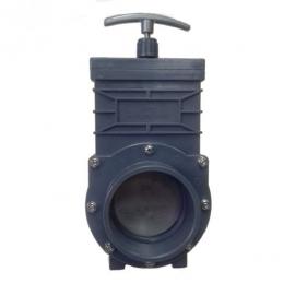 Задвижка для труб Xclear, 90 мм