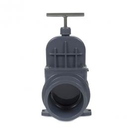Задвижка для труб VDL, 90 мм