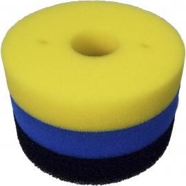 Комплект сменных фильтрующих элементов для фильтра AquaKing PF²-60 ECO