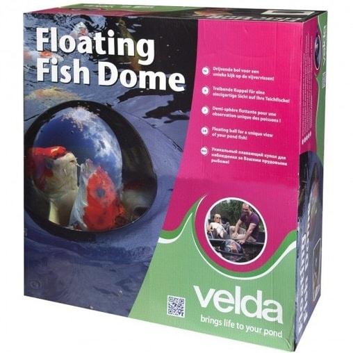 Плавающий купол для рыб Velda Floating Fish Dome (L)