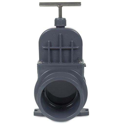 Задвижка для труб VDL, 160 мм