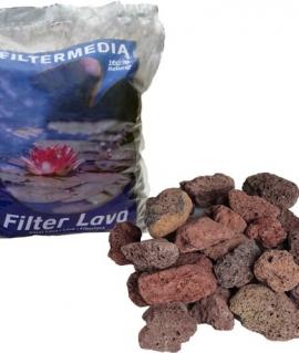 Наполнитель для биофильтра Filtermedia Lava 16-32 мм, 10л
