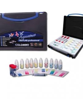 Набор для тестирования воды Colombo Aquatest TESTLAB Professional
