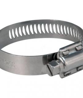 Хомут з нержавіючої сталі 40 - 60 мм