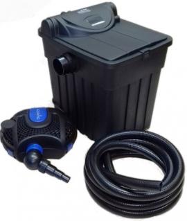 Комплект фильтрации для пруда AquaKing Filterbox Set BF-25/13 maxi