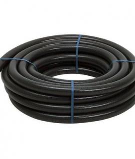 Шланг напорно-всасывающий, спиральный, Oase (черный) 50 мм