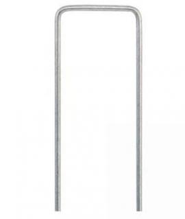 Шпильки оцинковані, металеві, для фіксації геотекстилю, Aquaking OM15