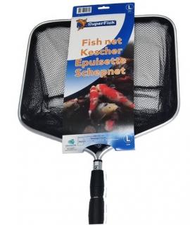 Сачок для рыб Superfish Pond Fish Net Large