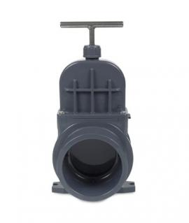 Задвижка для труб VDL, 110 мм