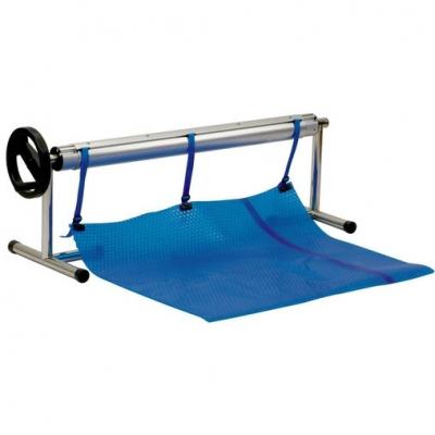 Намотувальний пристрій (ролетf) для солярної плівки (Т-стійки).Vagner 5,4-7,1 м переносний