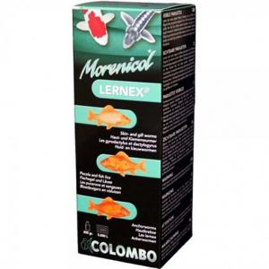 Colombo Lernex, 0,8kg (Средство от кожных и жаберных червей, писколы и рыбных вшей, а также якорных червей)