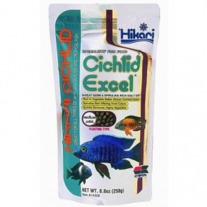 Корм для цихлид Hikari Cichlid Excel 0,25 kg