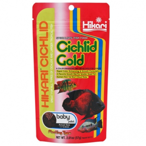 Корм для цихлид Hikari Cichlid Gold 0,25 kg