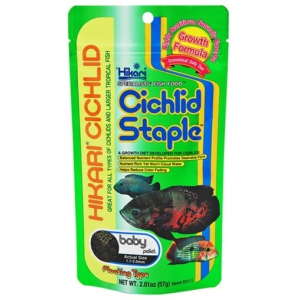 Корм для цихлид Hikari Cichlid Staple 0,25 kg