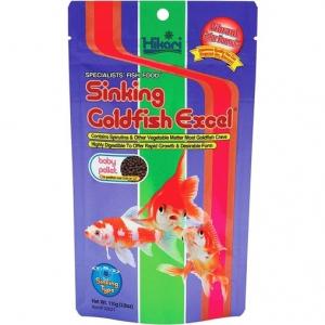 Корм для золотых рыб Hikari Sinking Goldfish Excel тонущий 0,1 kg