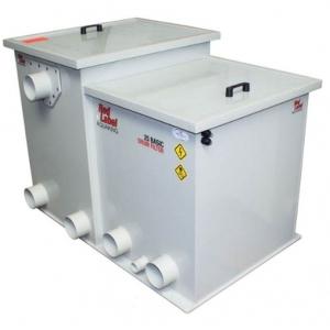 Комбинированный барабанный фильтр для пруда (УЗВ) Aquaking  Red Label Combi Drum 20/25 Basic