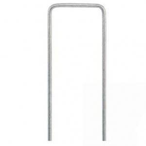 Шпильки оцинкованные, металлические, для фиксации геотекстиля, Aquaking OM15