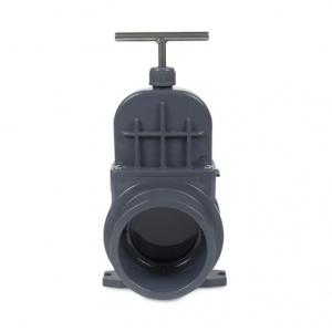 Задвижка для труб VDL, 75 мм
